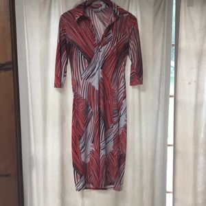 Sharagano Light Weight Dress Size S